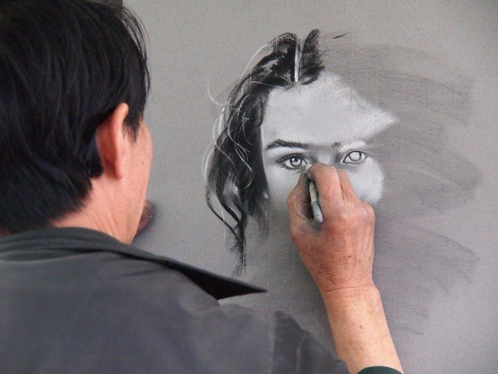 artist, artistic, art