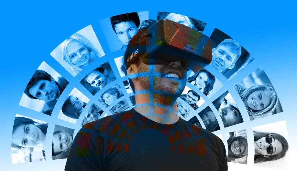 virtual reality, oculus, technology