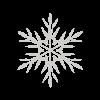 Snowflake_lys_gra